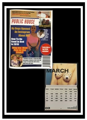 Issue 9 | Tabloid & Calendar