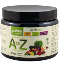 Pranin Pure Food - A to Z
