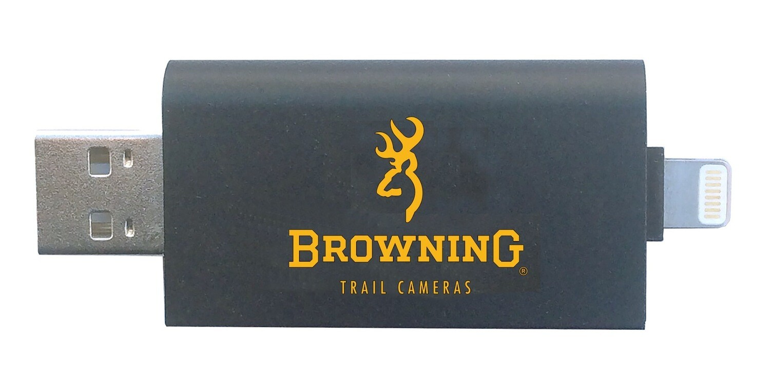 Browning Trail Camera Card Reader Apple Devices