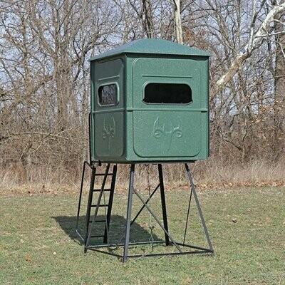 Redneck Trophy Tower Platinum Blind 5x5