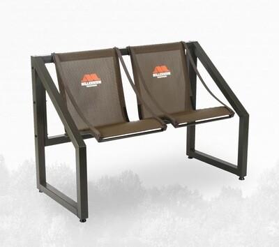 Millennium 2 Man Steel Bench