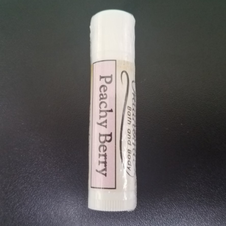 Lip Butter - Peachy Berry