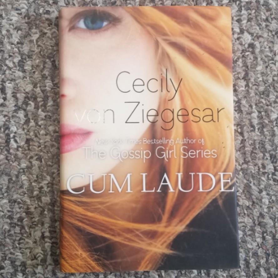 Cum Laude by Cecily von Ziegesar