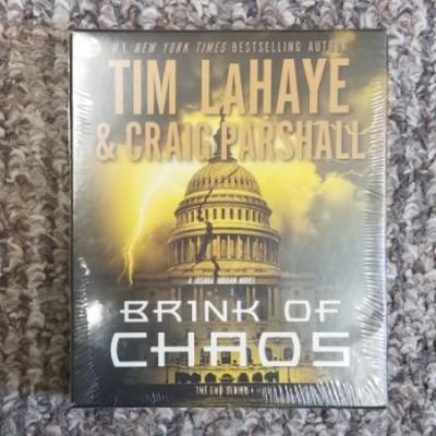 Brink of Chaos by Tim LaHaye & Craig Parshall Audiobook