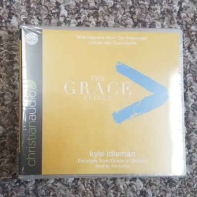The Grace Effect by Kyle Idleman Audiobook