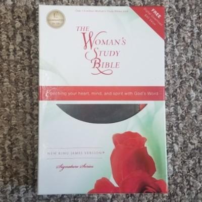 NKJV Woman's Study Bible