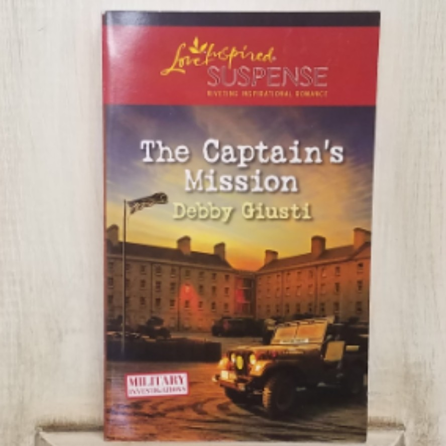 The Captains Mission by Debby Giusti