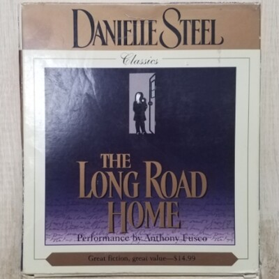 The Long Road Home by Danielle Steel Audiobook
