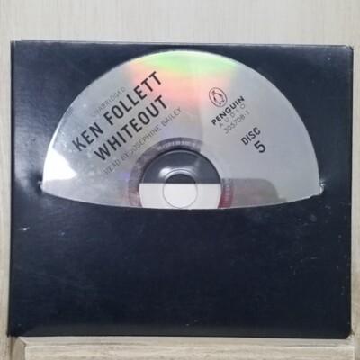 Whiteout by Ken Follett Audiobook