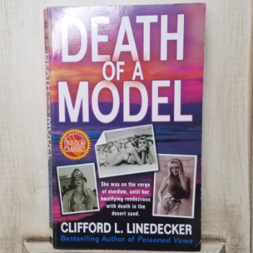 Death of a Model by Clifford L. Linedecker
