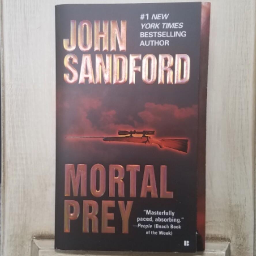Mortal Prey by John Sandford