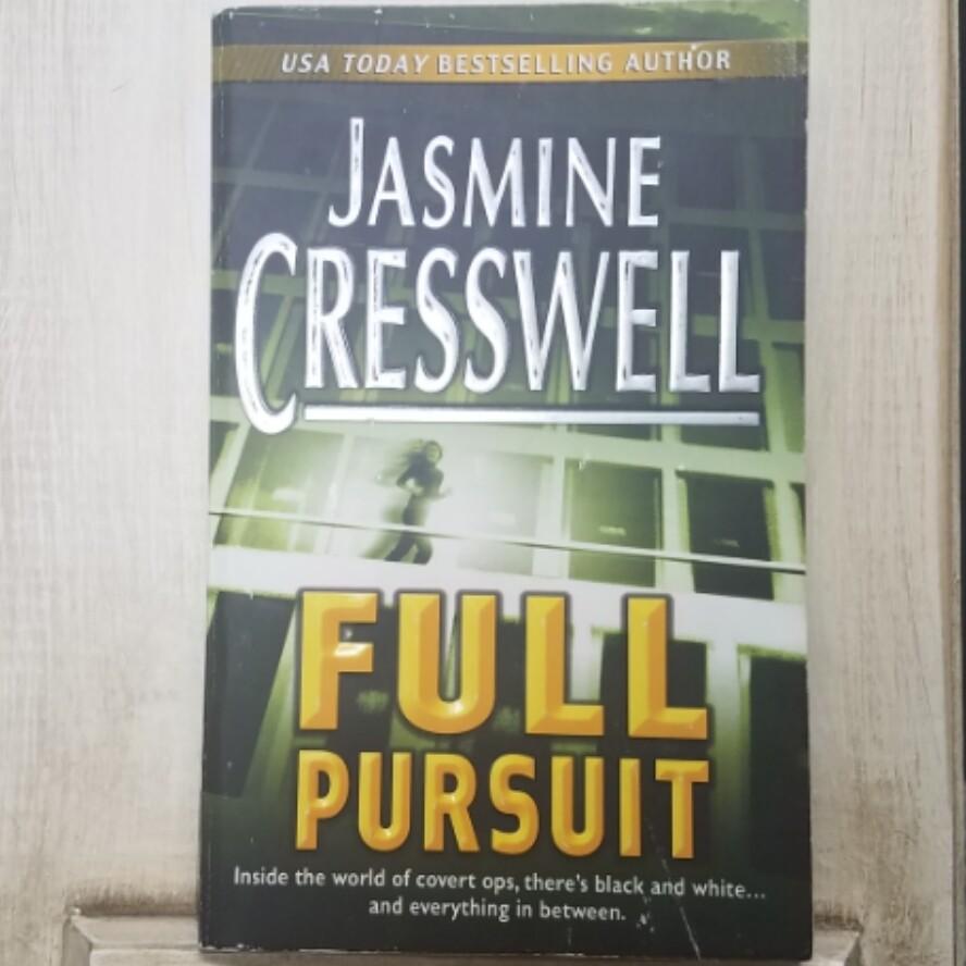 Full Pursuit by Jasmine Cresswell