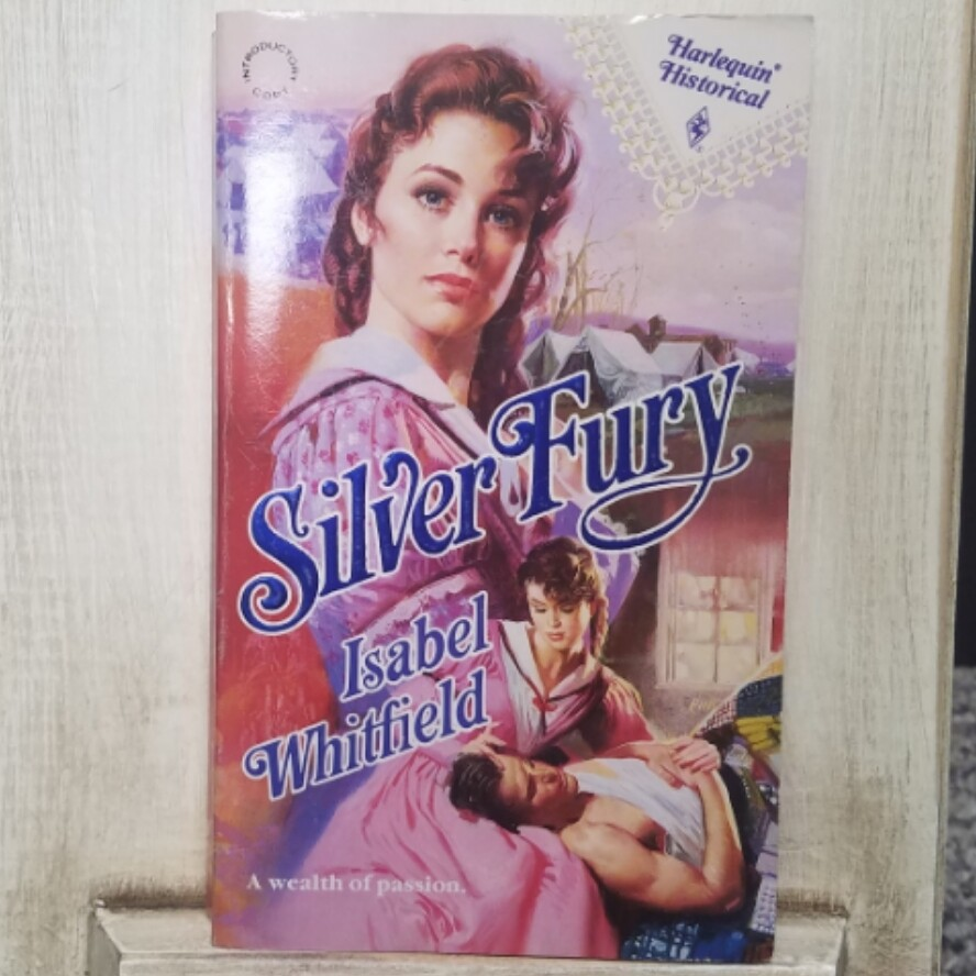 Silver Fury by Isabel Whitfield