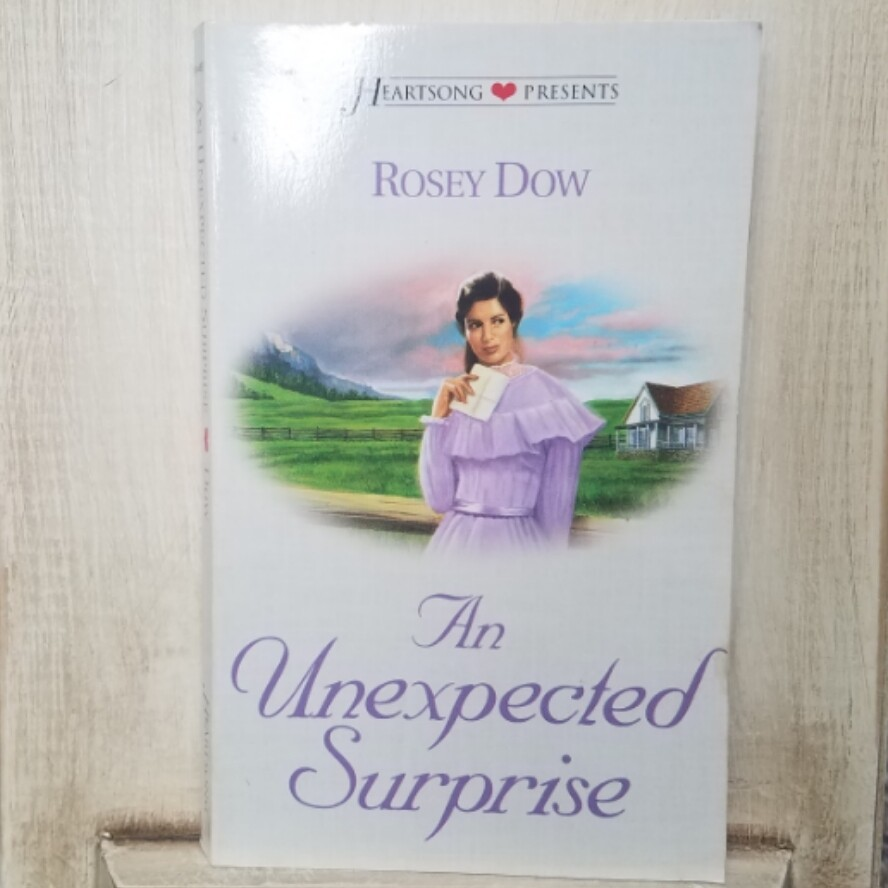 An Unexpected Surprise by Rosey Dow