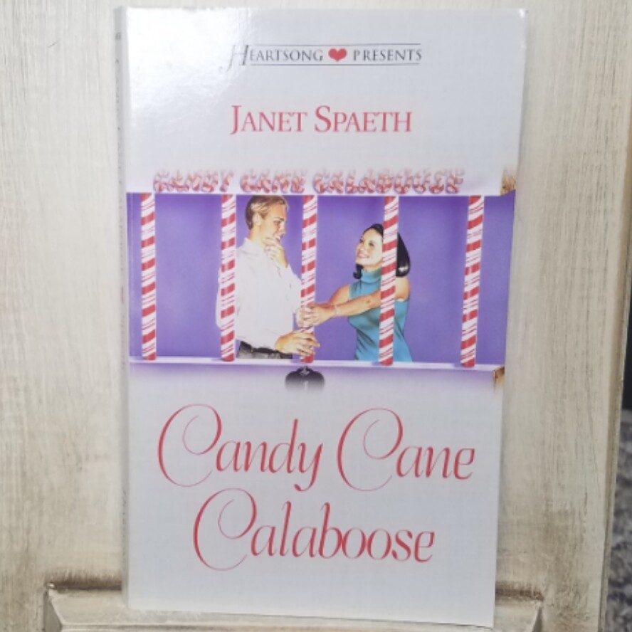 Candy Cane Calaboose by Janet Spaeth