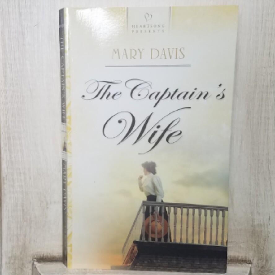 The Captain's Wife by Mary Davis