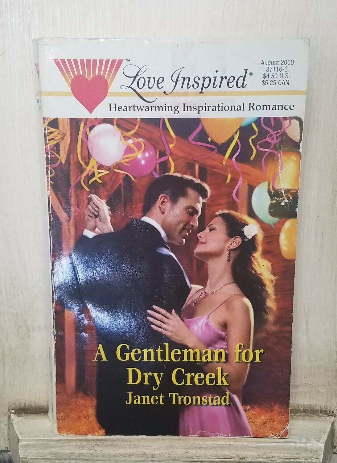 A Gentleman for Dry Creek by Janet Tronstad
