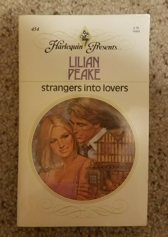 Strangers into Lovers by Lilian Peake