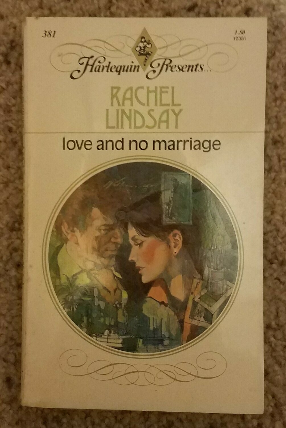 Love and No Marriage by Rachel Lindsay