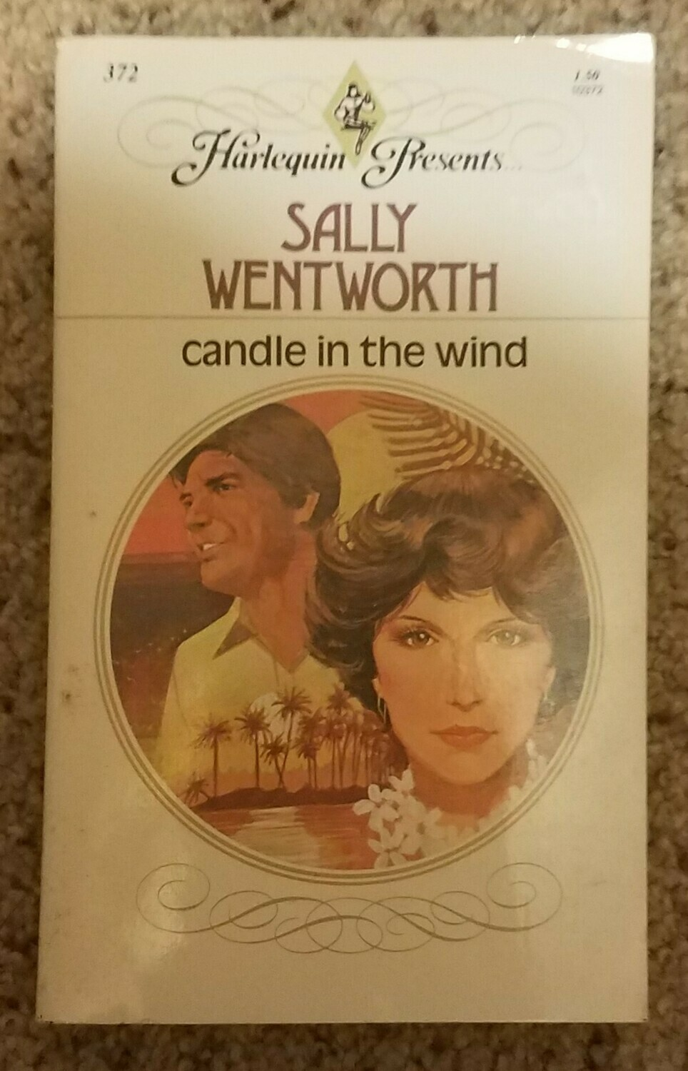 Candle in the Wind by Sally Wentworth