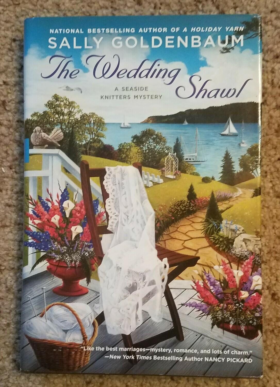 The Wedding Shawl by Sally Goldenbaum