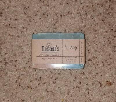 Goat's Milk Bar Soap - Seabreeze