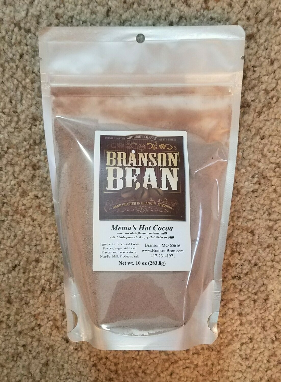 Branson Bean - Mama's Hot Chocolate