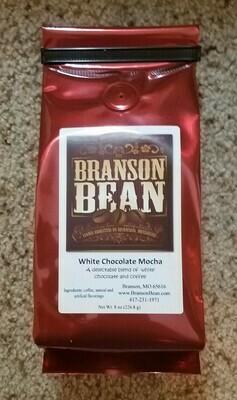 Branson Bean Coffee - White Chocolate Mocha
