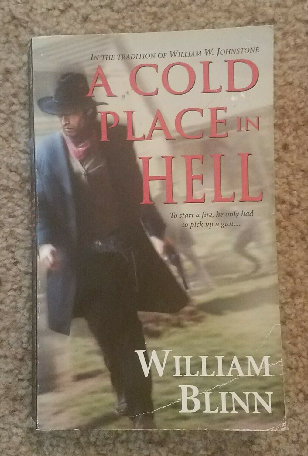 A Cold Place in Hell by William Blinn