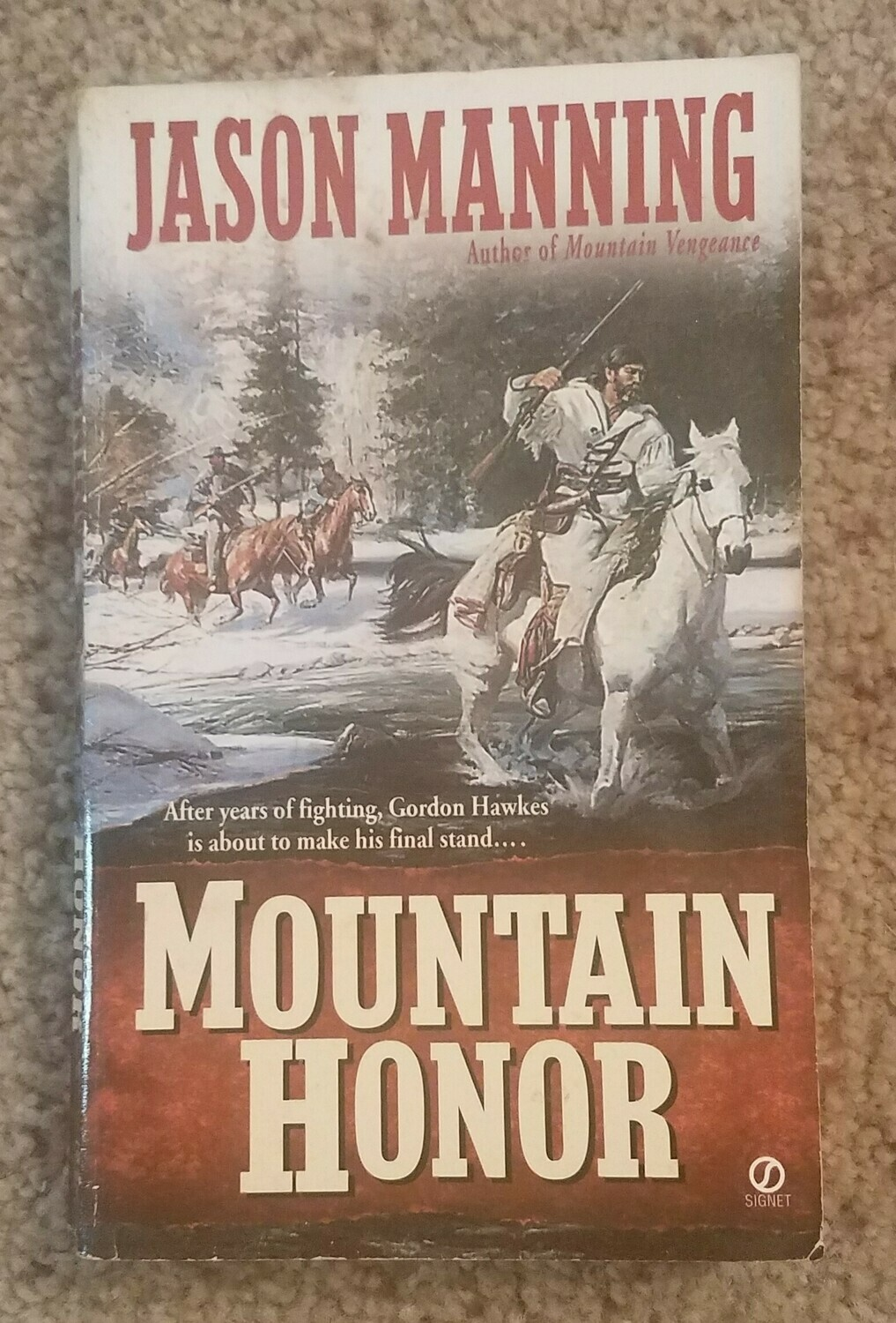 Mountain Honor by Jason Manning