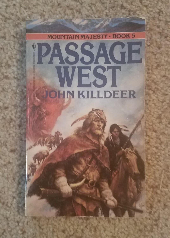 Passage West by John Killdeer
