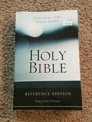 Holy Bible Reference Edition Soft Cover