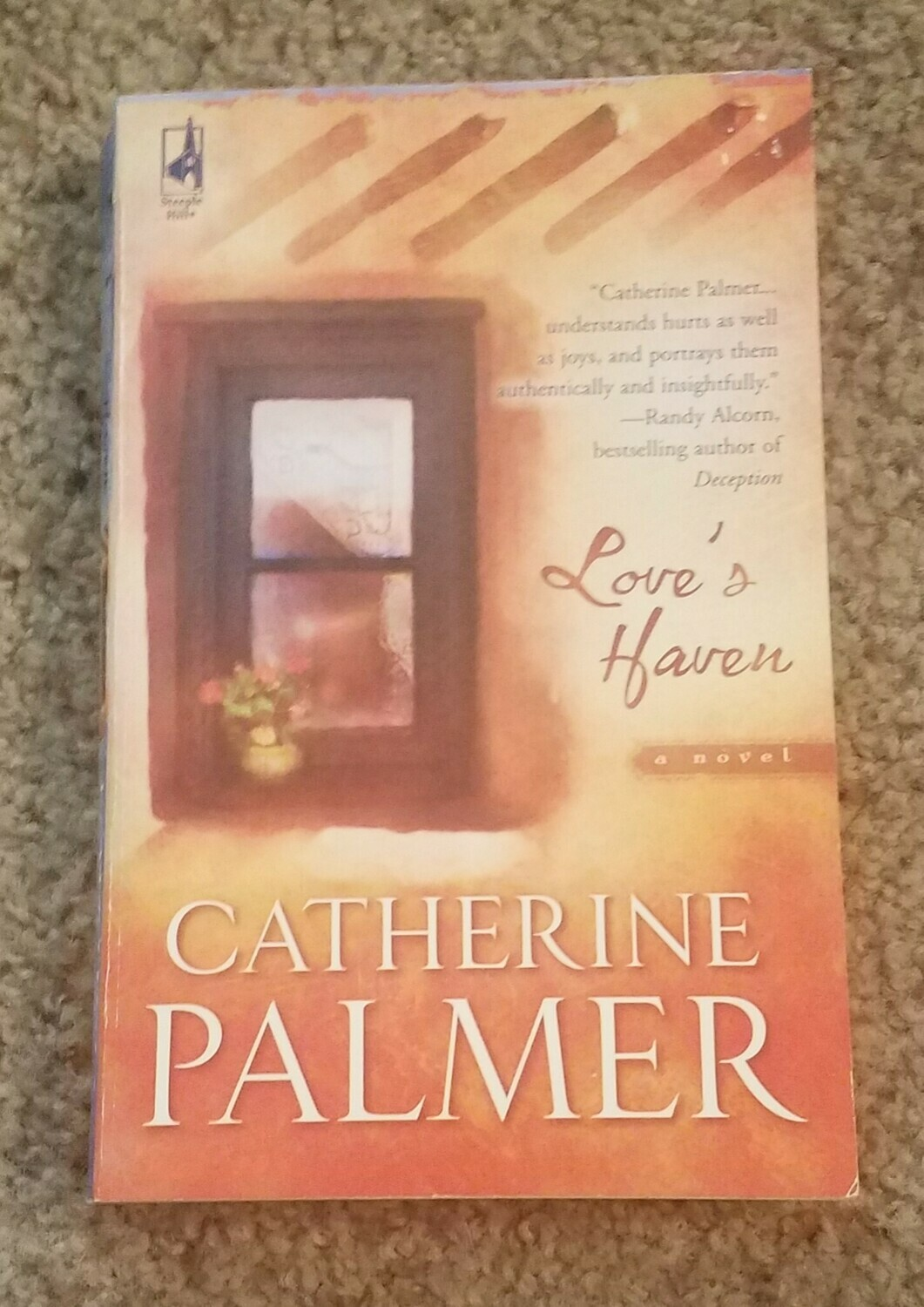 Love's Haven by Catherine Palmer