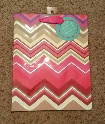Chic Chevron Gift Bag
