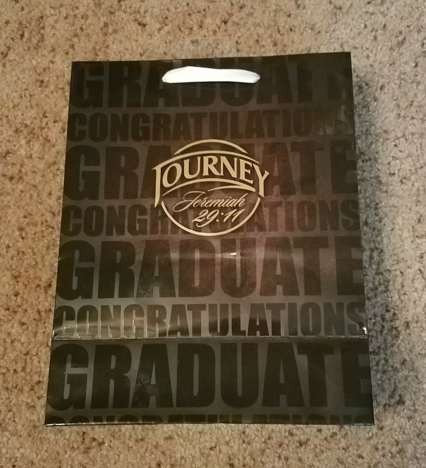 Journey (Graduation) Gift Bag