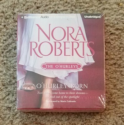 O'Hurley's: The Last Honest Woman and Dance to the Piper by Nora Roberts