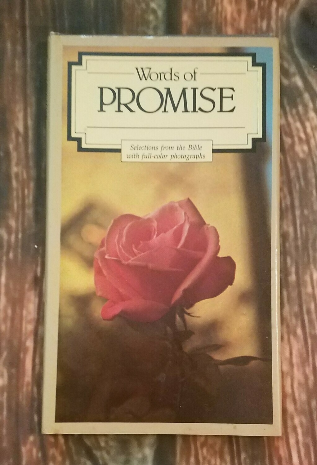 Words of Promise by Thomas Nelson