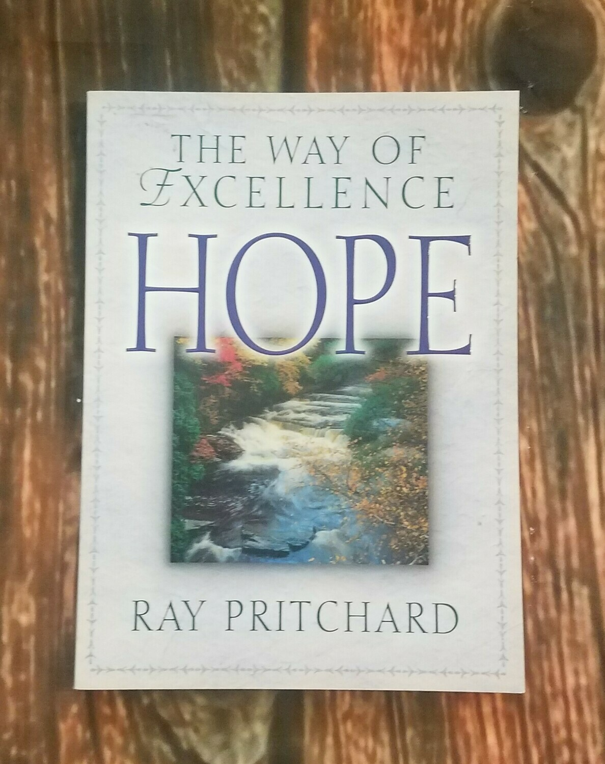 The Way of Excellence Hope by Ray Pritchard