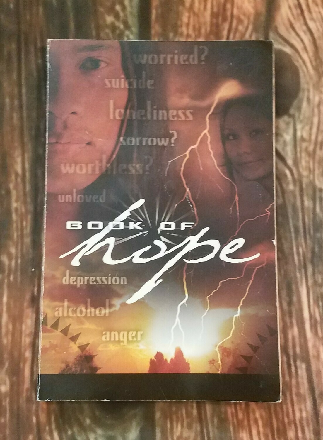 Book of Hope by The Native American Fellowship