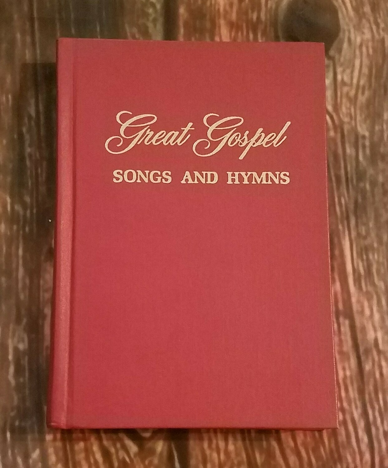 Great Gospel: Songs and Hymns by Bill Gaither, Clyde Williams, Ezra H. Knight, Videt Polk, Jack Taylor, and P.J. Zondervan