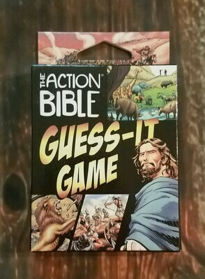 Action Bible Guess-It Game