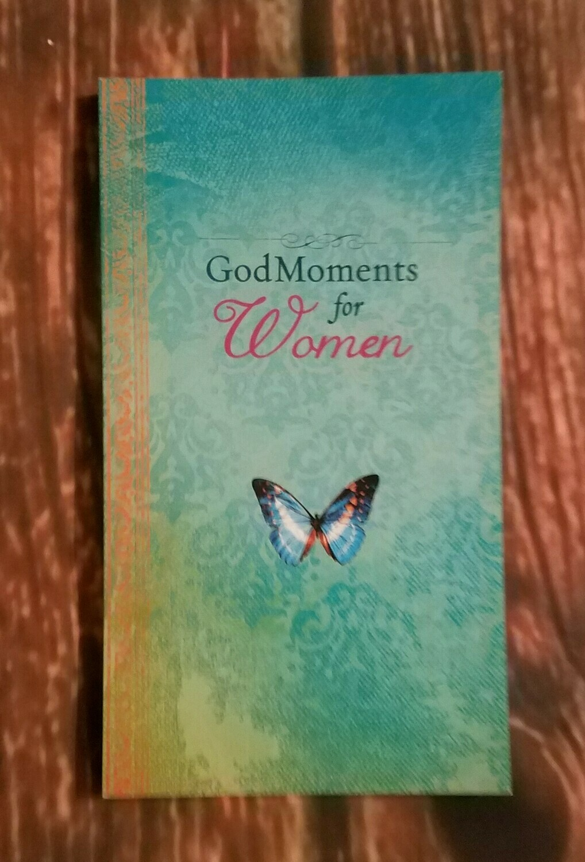 God Moments for Women by Carolyn Larsen