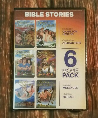 Greatest Bibles Stories Told