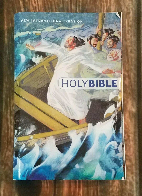 NIV Children's Holy Bible - Paperback Edition