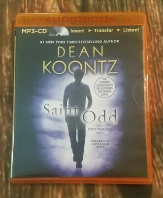 Sanit Odd by Dean Koontz Audiobook