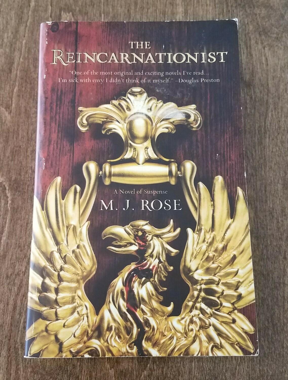 The Reincarnationist by M. J. Rose