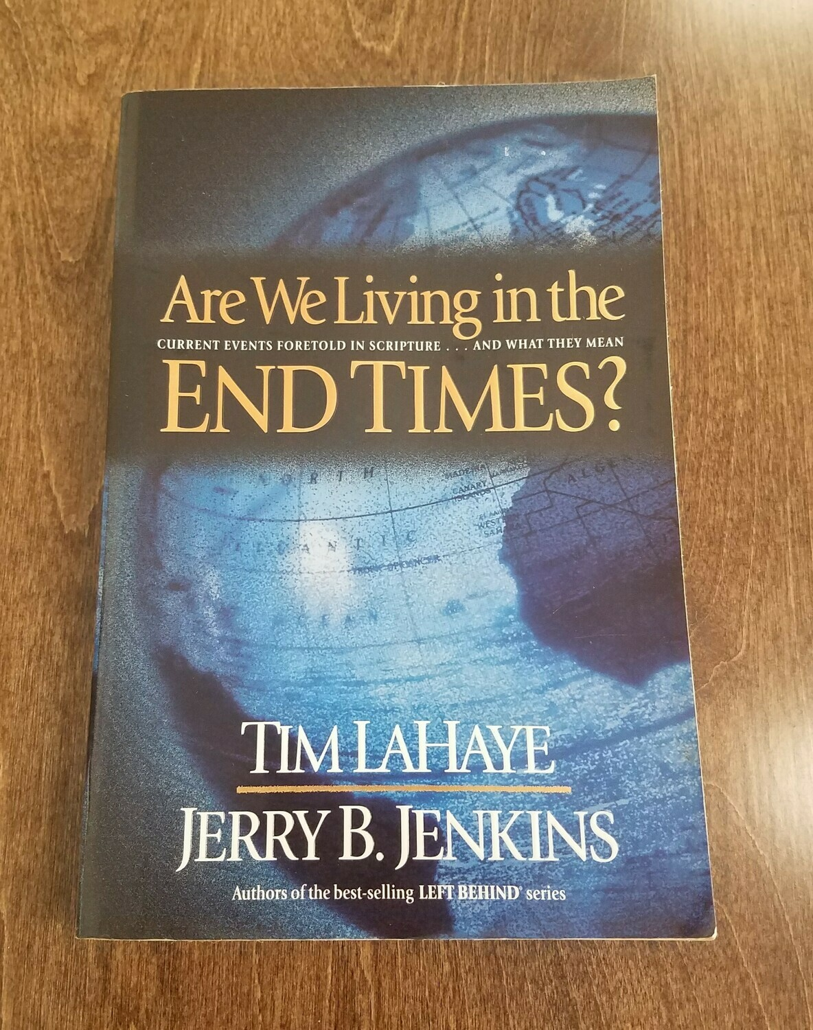 Are We Living in the End Times? by Tim LaHaye and Jerry B. Jenkins - Paperback