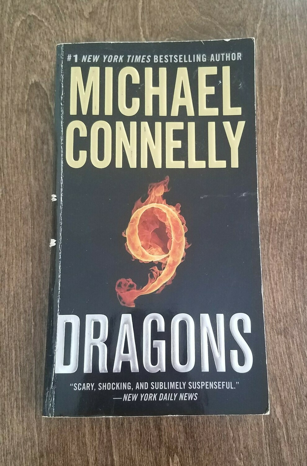 9 Dragons by Michael Connelly