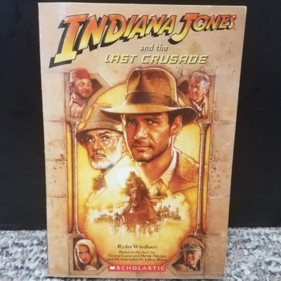 Indiana Jones and the Last Crusade by Ryder Windham