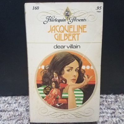 Dear Villain by Jacqueline